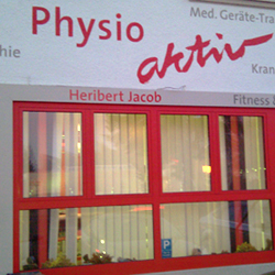 Physio aktiv Heribert Jacob - powered by Bscout!