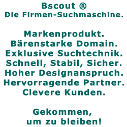 Bscout.eu - powered by Bscout!